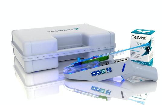 RenovaCare SkinGun™ CellMist™