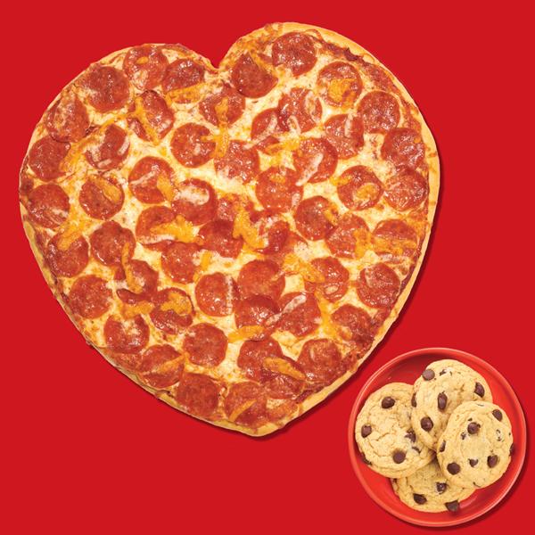 HeartBaker® Pizza