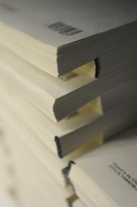 Stack of Printed Pages