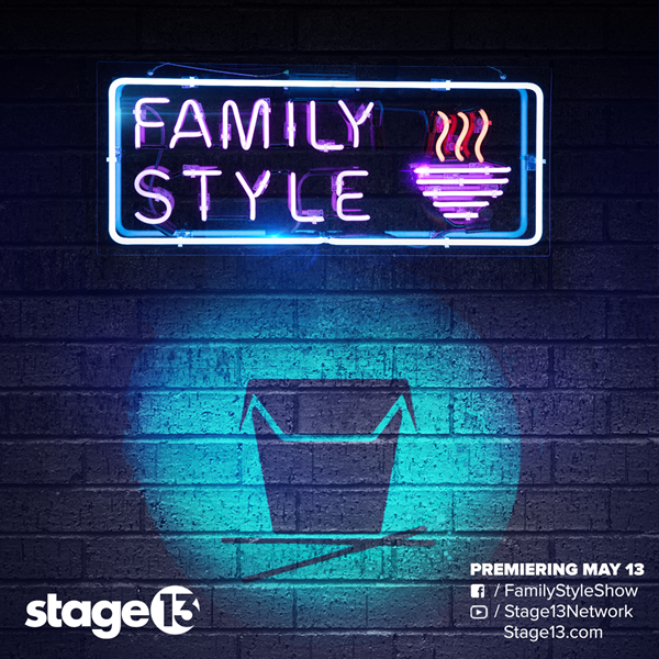 """""""Family Style"""" on Stage 13"""