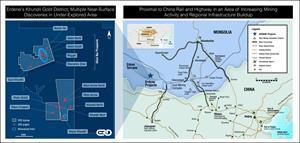 Figure 1 - Regional Location Maps