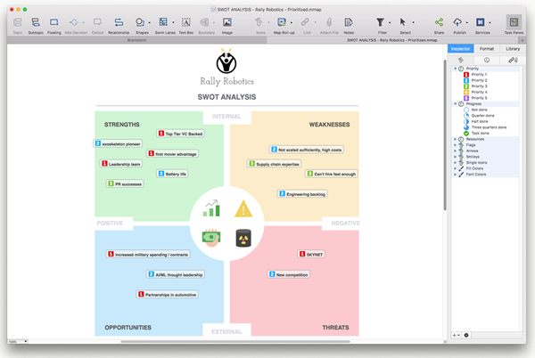 New mindmanager 11 for mac visually capture organize and share new mindmanager 11 for mac visually capture organize and share information to drive project and business success ccuart Image collections