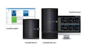 New FreeNAS Mini Entry-Level & High-End Models Unveiled by