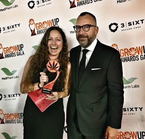 HEXO Corp's Agnes Kwasniewska named Master Grower of the Year