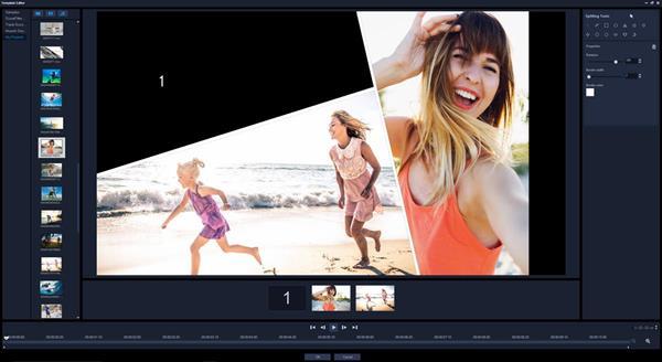 VideoStudio Ultimate 2018 Split Screen Video