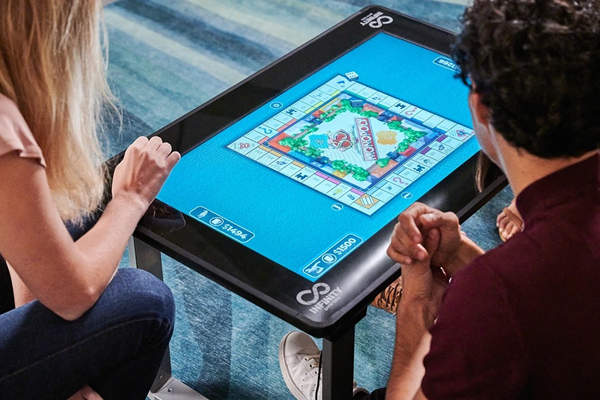 Infinity Game Table - Lifestyle