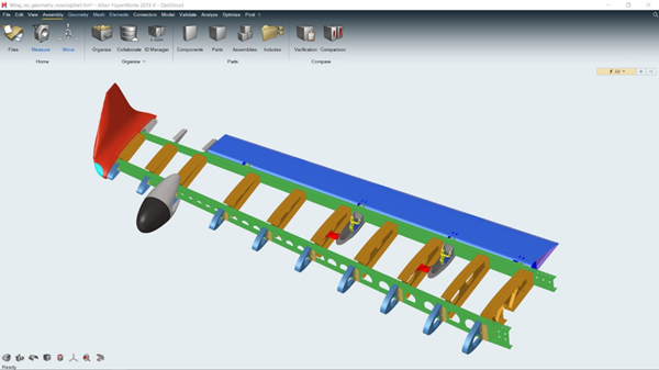 Designers, engineers, and CAE specialists can now work within a single intuitive and consistent user-experience