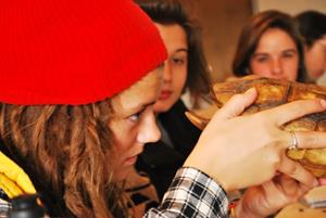 Prescott College Environmental Education students engaged in hands-on, experiential learning.