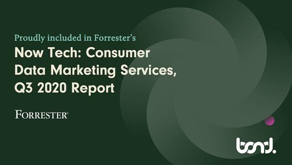 Bond Forrester Now Tech Database