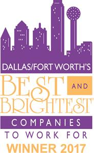 Best and Brightest Winner Logo