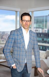 Ari Schwebel, Interior Marketing Group's new VP of Business Development and Strategic Planning