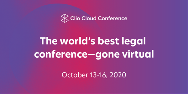 A virtual conference of this scale will be a first for the industry, and will provide legal professionals with a platform to reflect on the past year, share their perspectives, and discuss how to transform the practice of law, for good.