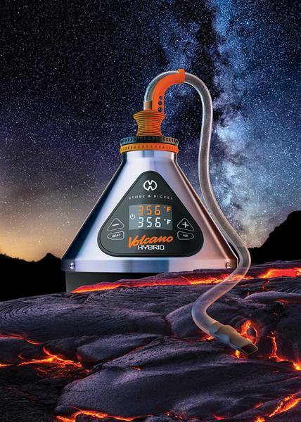 The Storz & Bickel Volcano Hybrid