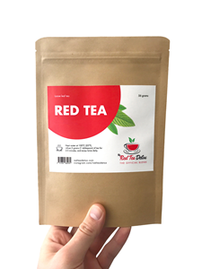 Red Tea Detox Belly Fat Burning Drink For Weight Loss Just Published