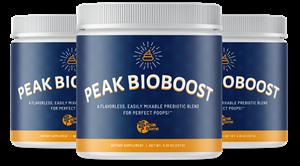 PeakBio Boost - Best Rated Probiotics Of 2021