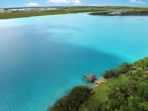 Bacalar Lagoon