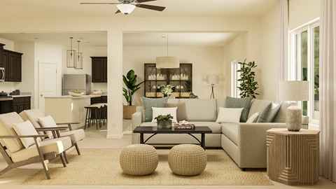 A Still Image of a 360° Look by LGI Homes