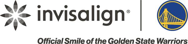 Invisalign Brand to Become Official Smile Partner of The Golden State Warriors