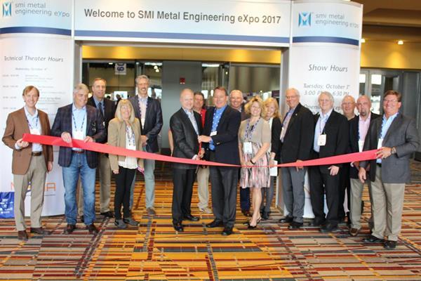 2017 SMI Metal Engineering eXpo