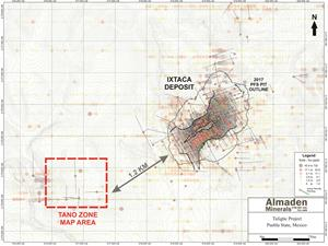 Ixtaca - Regional Map