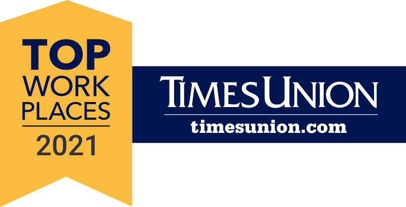 Times Union Top Workplaces 2021
