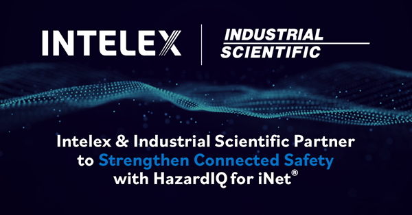 Intelex & Industrial Scientific Partner to Strengthen Connected Safety with HazardIQ for iNet®. New integrated IIoT-ready solution feeds iNet alarm data directly to Intelex EHSQ software to bridge the gap between connected workers and environmental monitoring. The integrated solution brings together connected environmental monitoring, industrial hygiene, and seamless incident management to increase worker safety, improve productivity, and streamline operations.