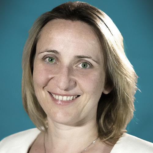Celine Raoul, VP EMEA