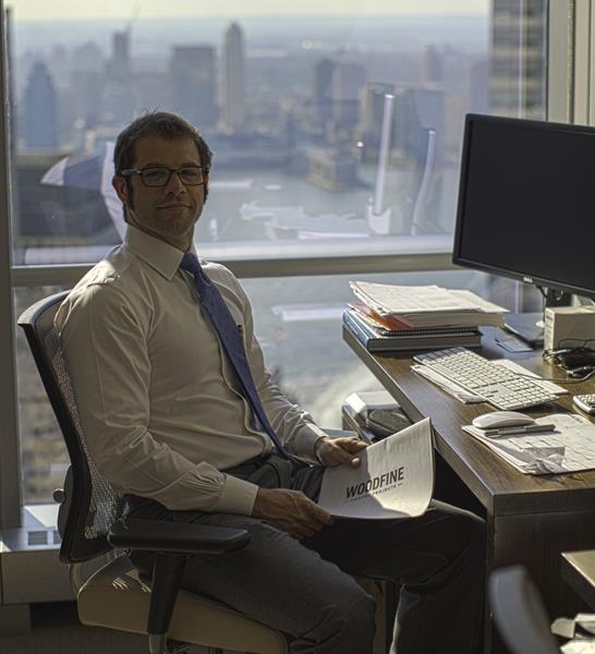 Mathew Woodfine, Director de Operaciones