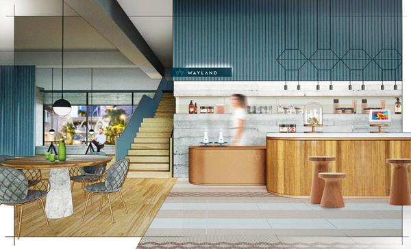 Wayland Retail Concept