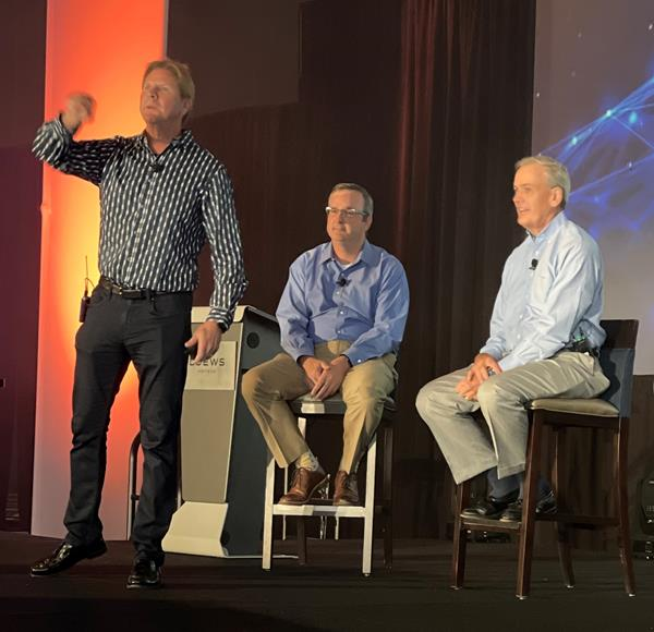 Phil Currie, Mike Powers, Steve Broadbent, Fulcrum Partners announces NQ Connect