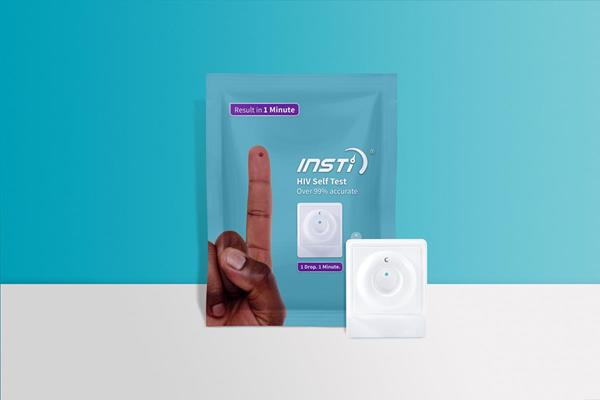 INSTI HIV Self Test