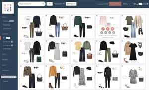 Stylitics Outfitting and Styling Platform for Retailers