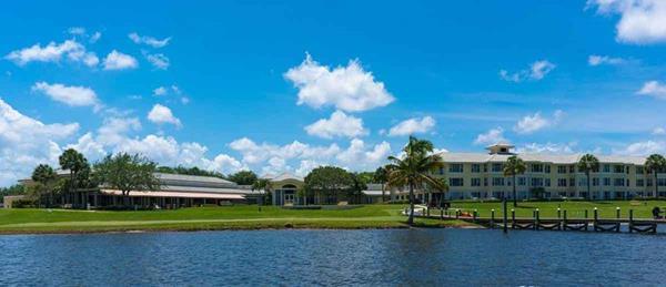 Sandhill Cove retirement community Palm City, Florida