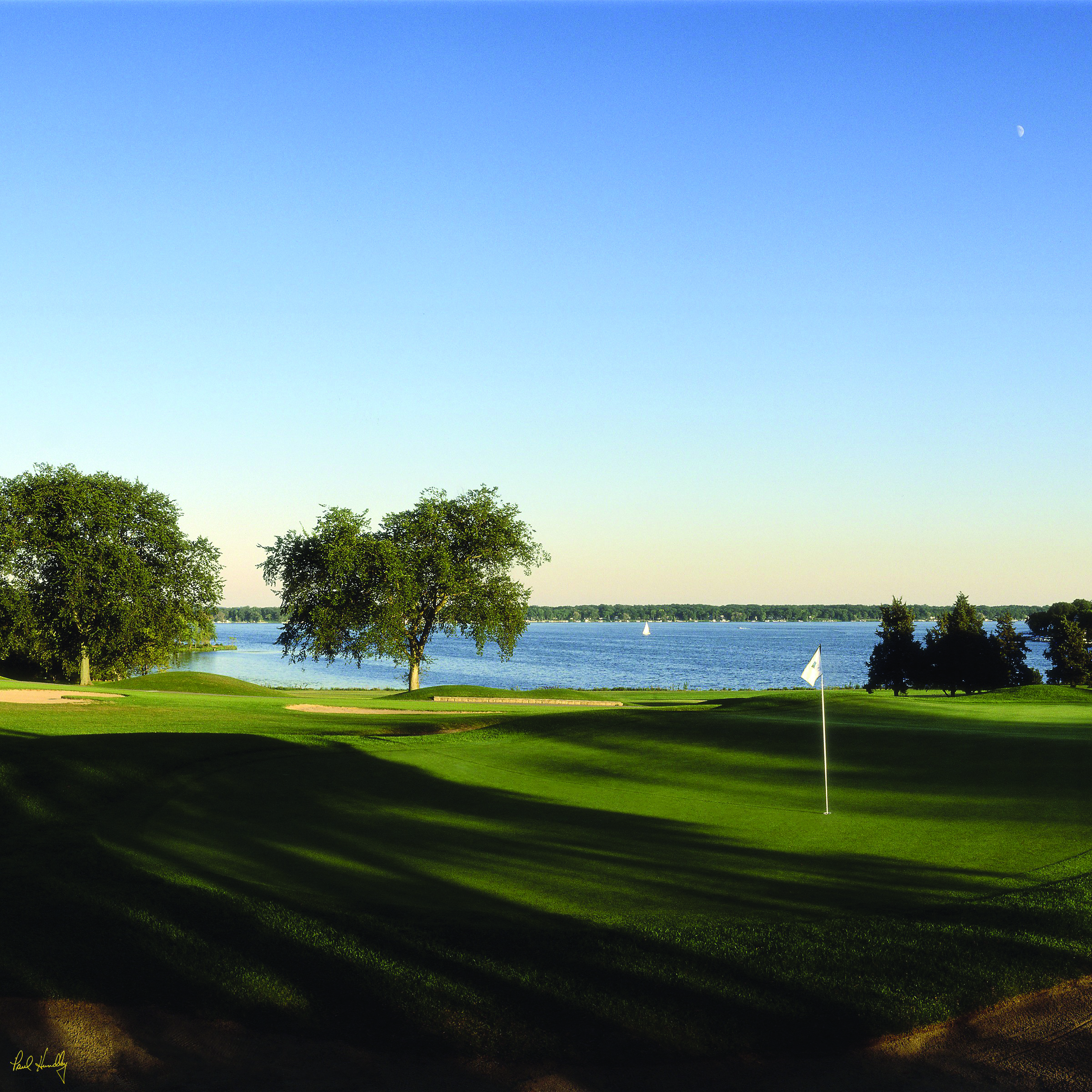 Majestic Oaks Golf Course at Lake Lawn Resort
