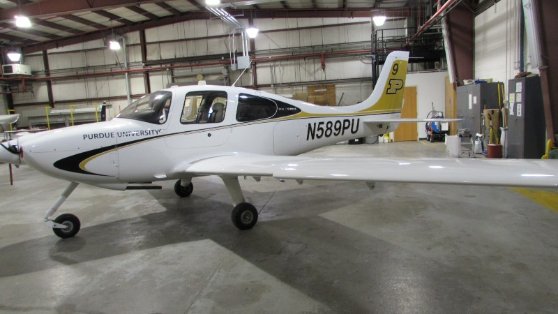 2010 Cirrus SR20-S Airplane