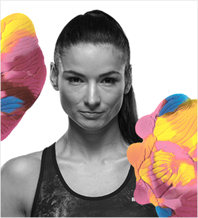 Bespoke Extracts¡¯ Newest Brand Ambassador, UFC Fighter Maryna Moroz