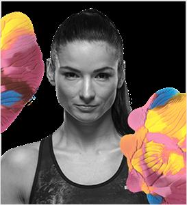 "Bespoke Extracts' Newest Brand Ambassador, UFC Fighting Champ, Maryna ""Iron Lady"" Moroz"