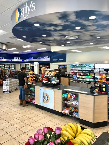 Daily's Convenience Stores