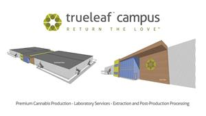 True Leaf Campus Rendering
