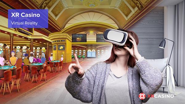 XR Casino - Virtual Reality