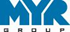 MYR Group logo