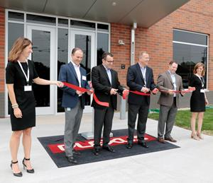Neenah Design Center Ribbon Cutting Ceremony