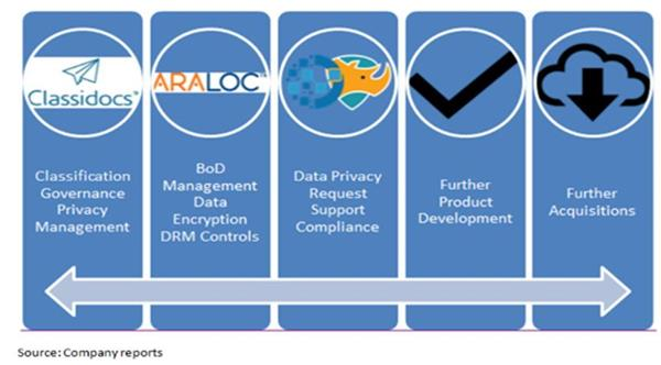 Data443 strategic plan