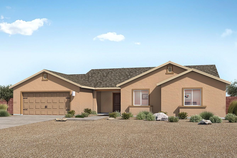 The Roosevelt Plan by LGI Homes at Vahalla Ranch