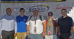 Kansas Speedway Responsibility Has Its Rewards Sweepstakes Winner