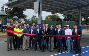 Los Altos School District (LASD) Solar Project Ribbon Cutting Ceremony