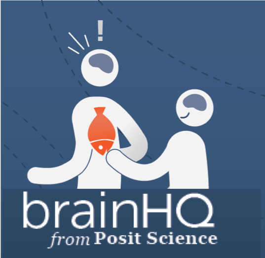 April Fools Version of BrainHQ Logo