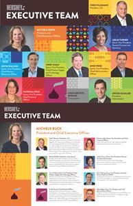 Hershey 2017 Executive Team