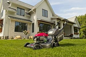 All-New Honda HRN Series Lawn Mower Lineup Enhances the Experience