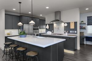 Strada Plan 3B Kitchen